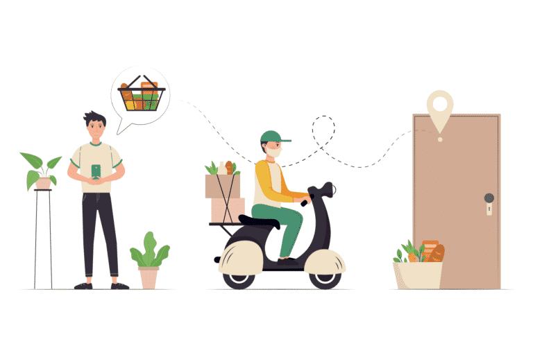 servicio de envío de entrega local en Valencia